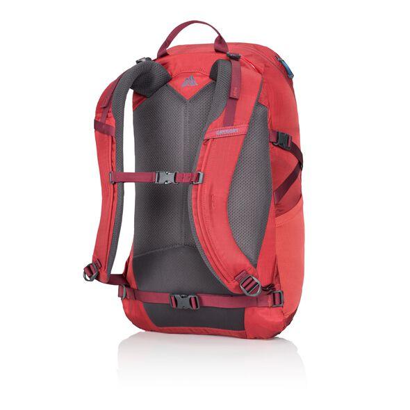 Grandeur Series Velata 28 in the color Crimson Red.