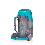 Amber 28 in the color Teal Grey.