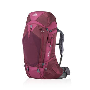 Deva 60 in the color Plum Red.