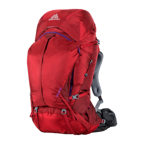 Deva 60 in the color Ruby Red.