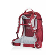 Sula 28 in the color Ruby Red.