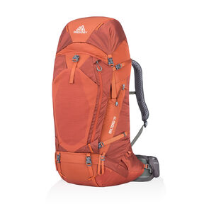 Baltoro 75 in the color Ferrous Orange.