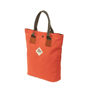 Sunbird Petaluma Tote in the color Autumn Rust.
