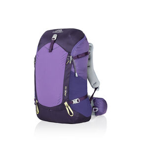 Jade 28 in the color Mountain Purple.