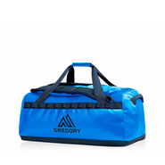 Alpaca 45 Duffel in the color Marine Blue.