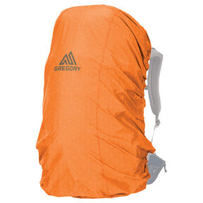 Rain Cover 50-60L in the color Web Orange.