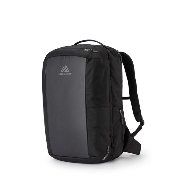 Border Carry-On 40 in the color Total Black.