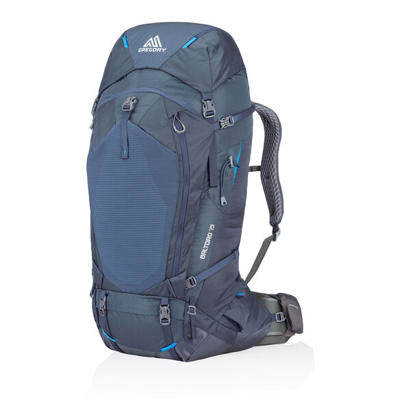 Baltoro 75 in the color Dusk Blue.
