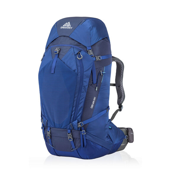 Deva 80 in the color Nocturne Blue.