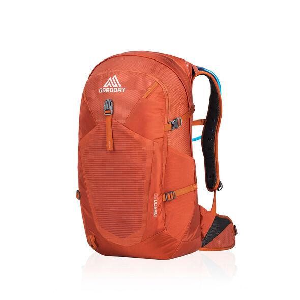Inertia 30 H2O in the color Ferrous Orange.