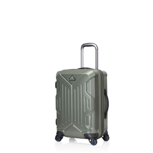 "Quadro Hardcase Roller 22"" in the color Thyme Green."