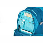 Signal Daypack in the color Misty Blue.