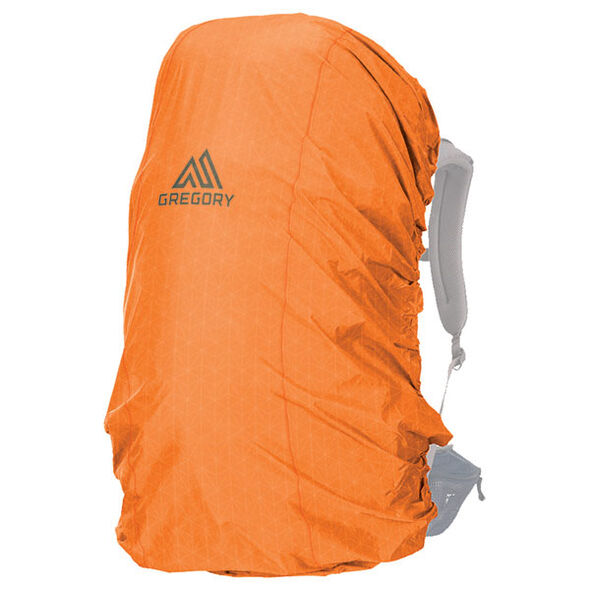 Rain Cover 65-75L in the color Web Orange.