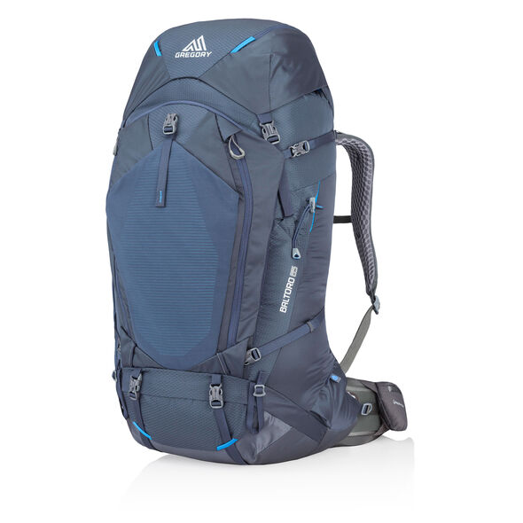 Baltoro 85 in the color Dusk Blue.