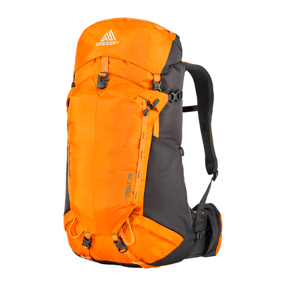 Stout 35 in the color Maple Orange.