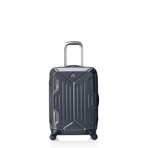 "Quadro Hardcase Roller 22"" in the color Slate Black."
