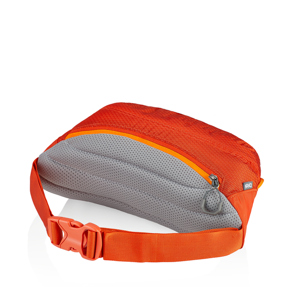 Nano Waistpack in the color Burnished Orange.