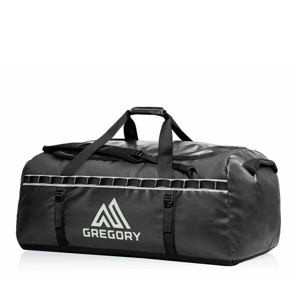 Alpaca 90 Duffel in the color True Black.