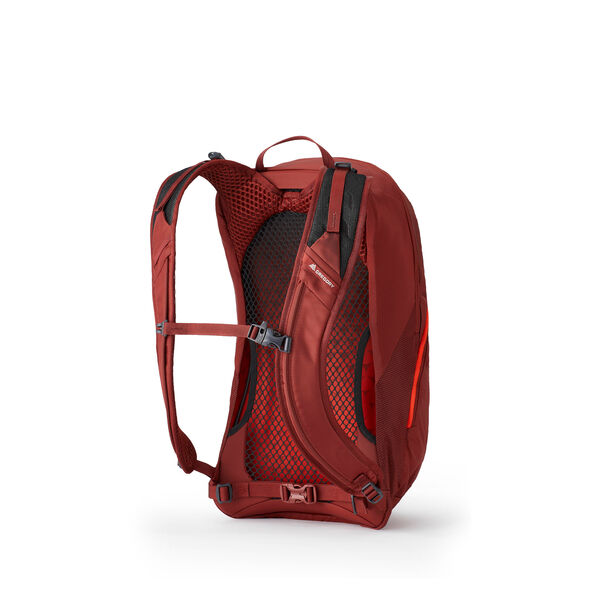 Arrio 22 Plus Size in the color Brick Red.