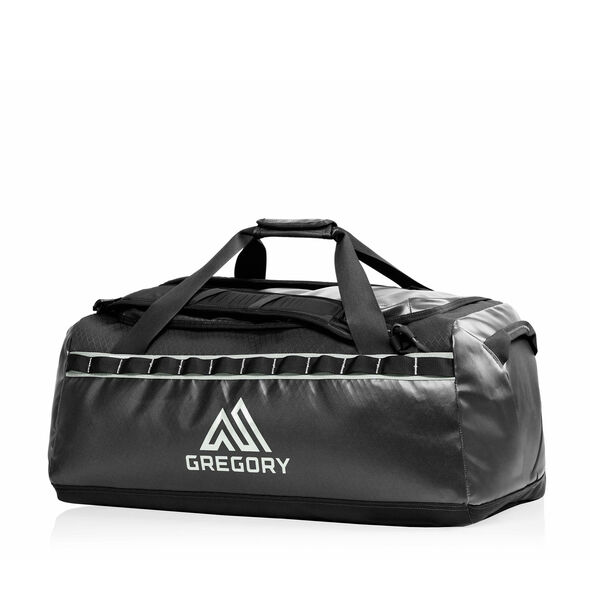 Alpaca 60 Duffel in the color True Black.