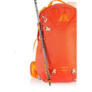 Salvo 18 in the color Burnished Orange.