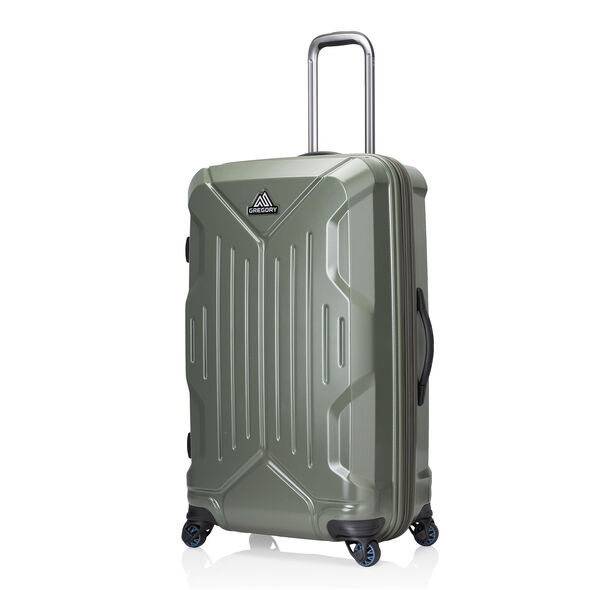 "Quadro Hardcase Roller 30"" in the color Thyme Green."