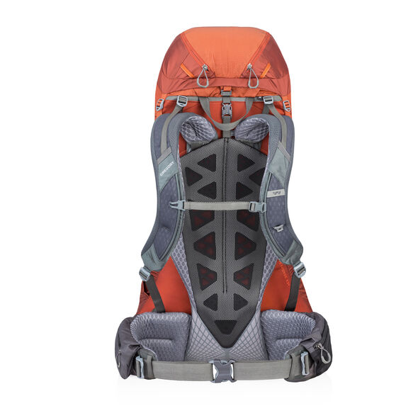 Baltoro 75 in the color Ferrous Orange.