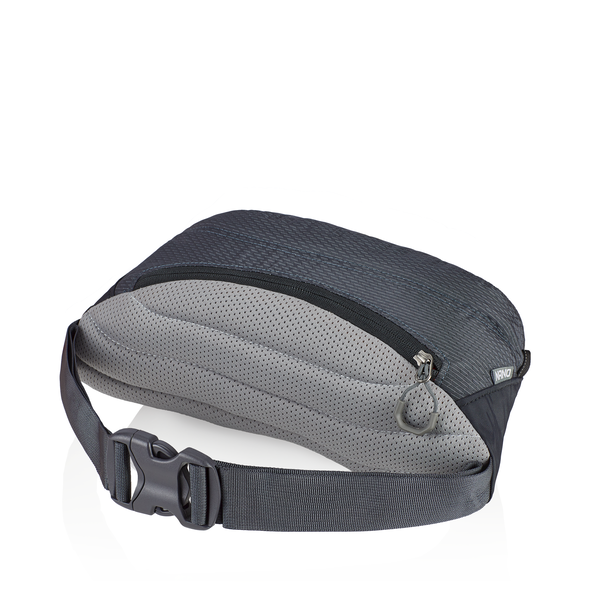 Nano Waistpack in the color Eclipse Black.