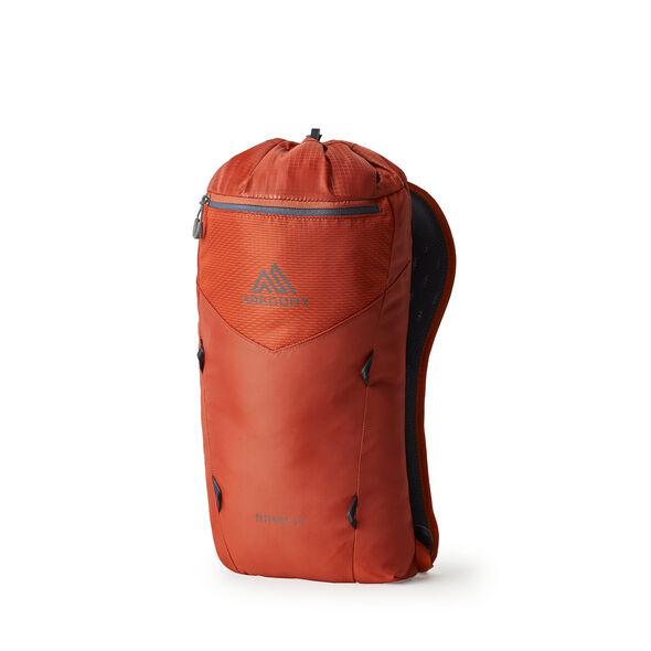 Nano 14 in the color Spark Orange.