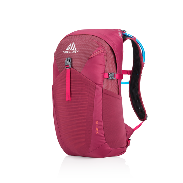 Swift 15 H2O in the color Orchid Red.