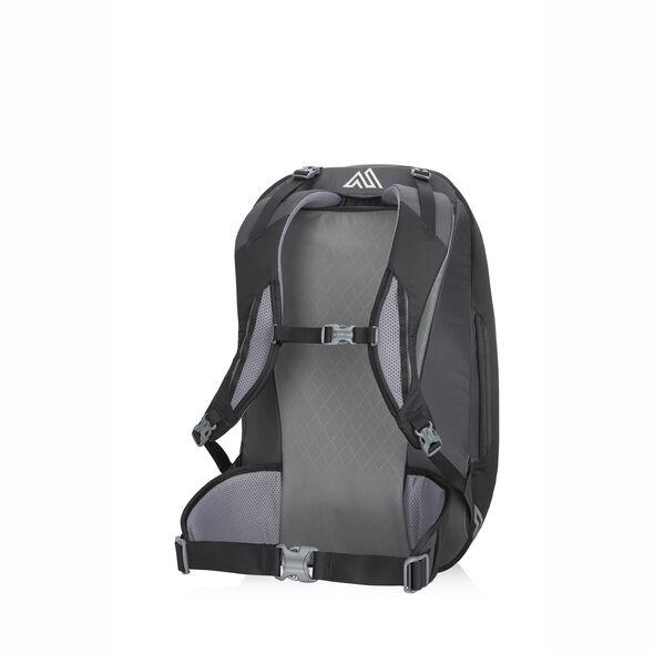 Praxus 45 in the color Pixel Black.