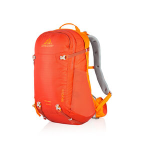 Salvo 28 in the color Burnished Orange.