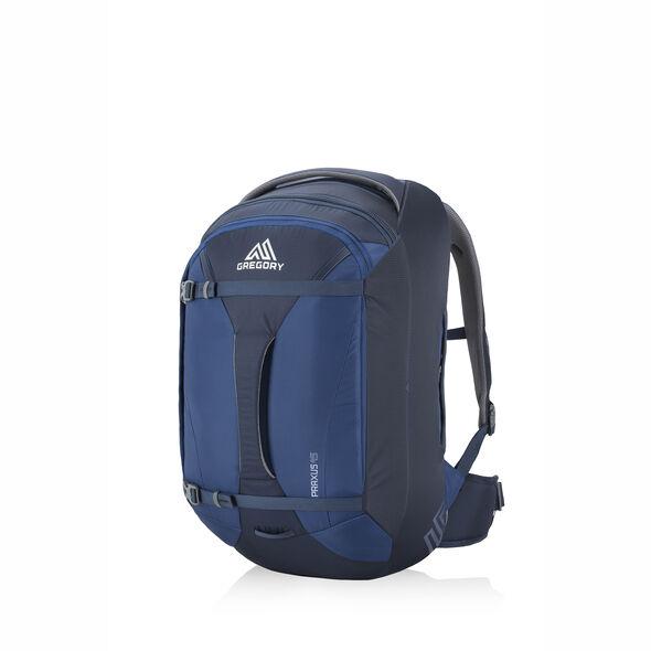 Praxus 45 in the color Indigo Blue.