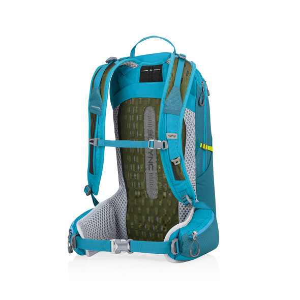 Maya 16 in the color Meridian Teal.