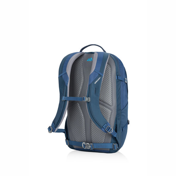 Anode Daypack in the color Xeno Navy.