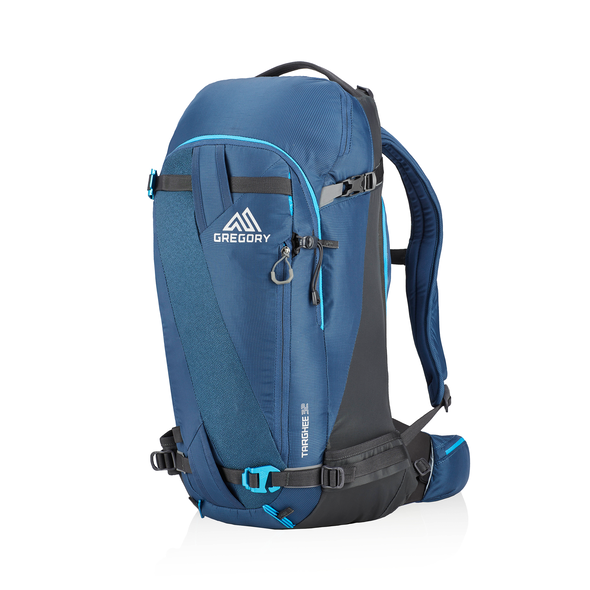 Targhee 26 in the color Atlantis Blue.