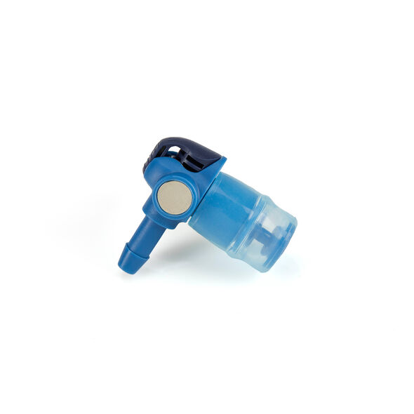 Hydration Magnetic Bite Valve in the color Optic Blue.