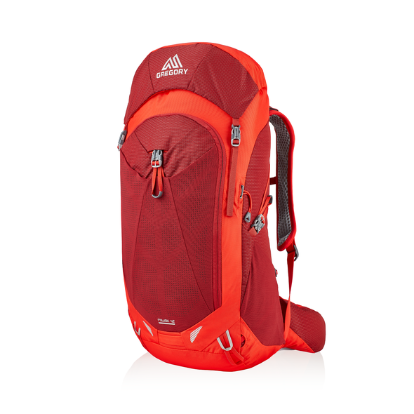 Miwok 42 in the color Vivid Red.