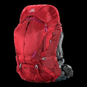 Deva 70 in the color Ruby Red.