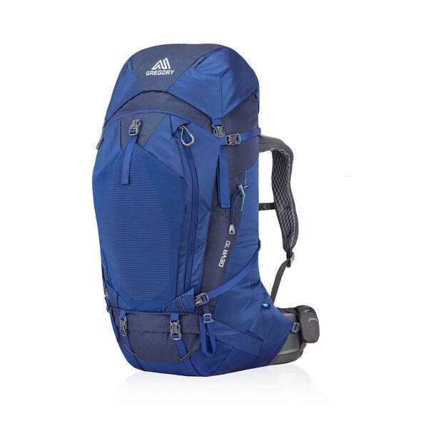 Deva 70 in the color Nocturne Blue.