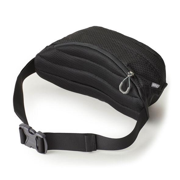 Nano Waistpack in the color Obsidian Black.