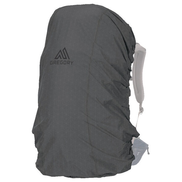 Rain Cover 65-75L in the color Web Grey.
