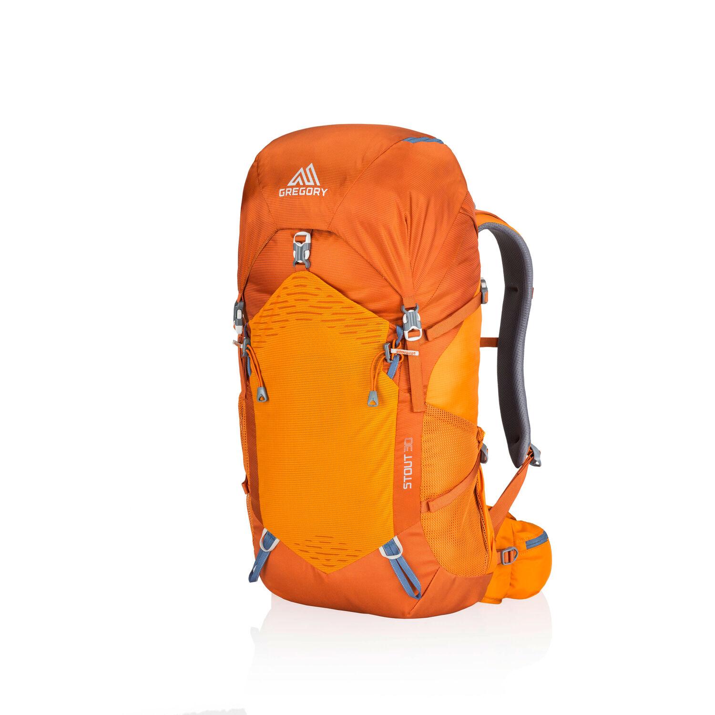 Stout 30 in the color Prairie Orange.