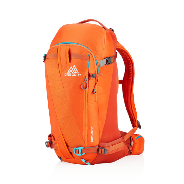 Targhee 32 in the color Sunset Orange.