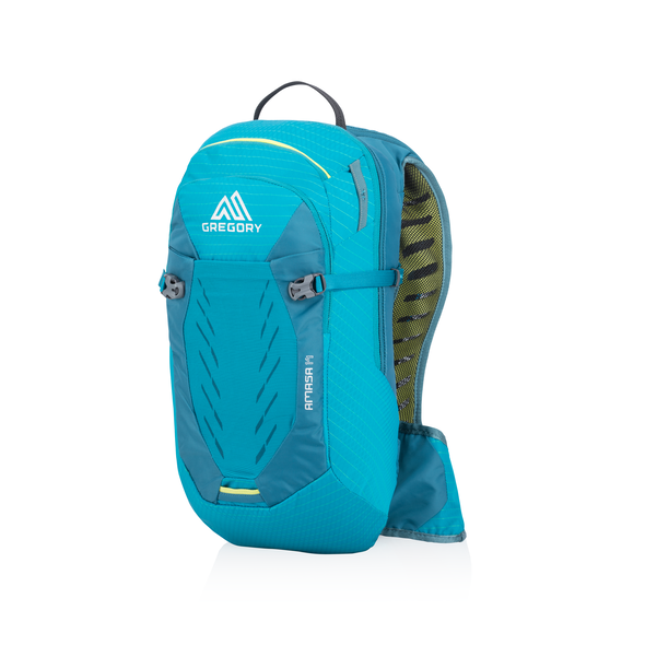 Amasa 14 H2O in the color Meridian Teal.