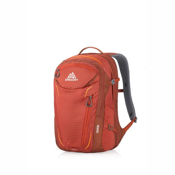 Diode 34 in the color Ferrous Orange.