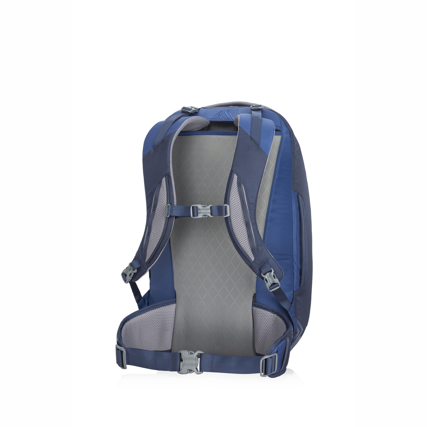 Gregory Mens Praxus 45 Backpack Blue Sports Outdoors Breathable Zip Pocket