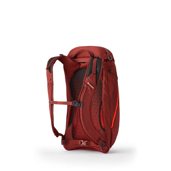 Arrio 24 Plus Size in the color Brick Red.