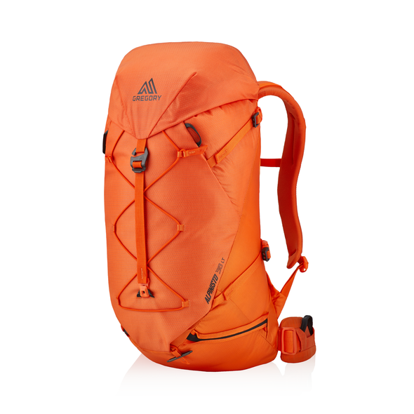Alpinisto 38 LT in the color Zest Orange.