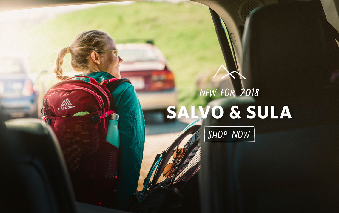 Gregory Mountain Products Durable Innovative Luggage Business Tas Ransel Sport P722 New For 2018 Salvo And Sula Collection Show Now
